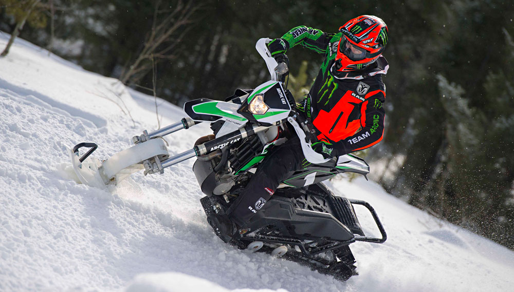 Arctic Cat Snowmobiles : Arctic cat svx preview snowmobile