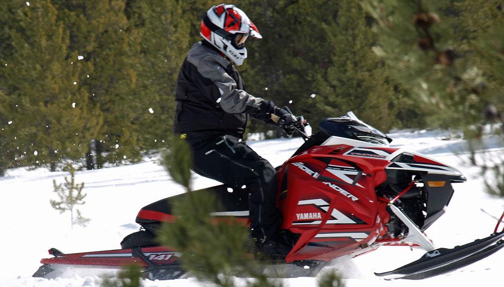 Yamaha Owns Arctic Cat