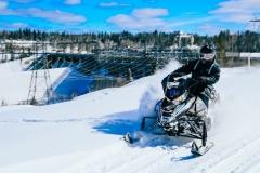 Abitibi-Canyon-Snowmobiling