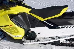 Ski doo 850 problem
