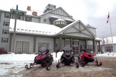 Residence-Inn-Gravenhurst-Snowmobiles