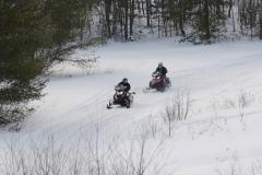 Snowmobiling-in-Gravenhurst