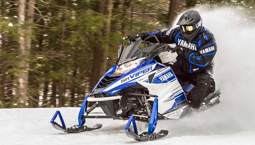 Yamaha sled autos post for Yamaha snow mobiles