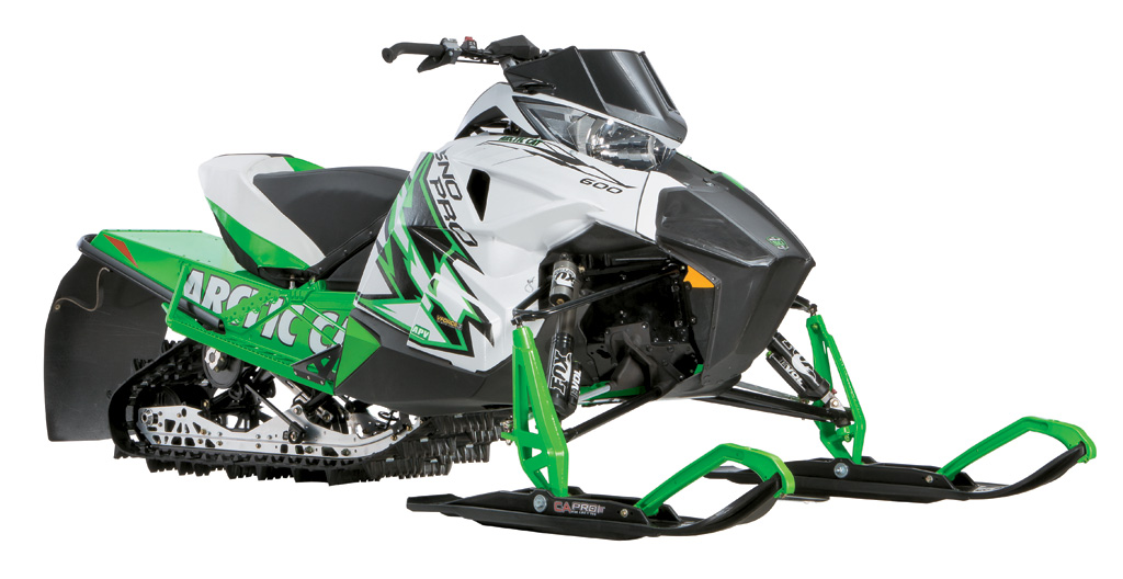 2012 Arctic Cat Sno Pro 600 Specs And Photos Snowmobile Com