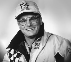 Joey Hallstrom Snowmobile Hall of Fame