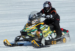 2012 SAE Clean Snowmobile Challange
