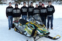 Ski-Doo Snowmobile Used By Clean Snowmobile Challenge Winner