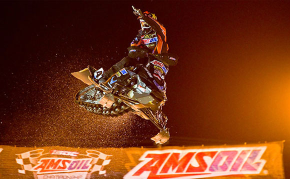Robbie Malinoski Scheuring Speed Sports