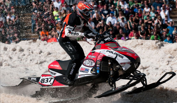 Ross Martin Lake Geneva Snocross