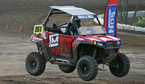 Andrew Carlson Polaris RZR