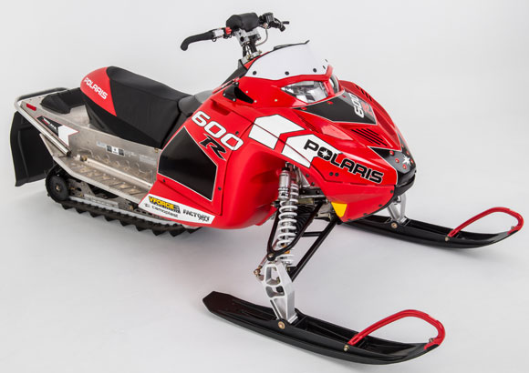 2013 Polaris 600 IQ Race Sled