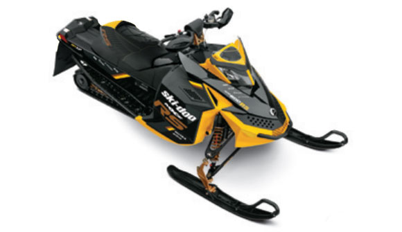 2013 Ski-Doo MX Zx 600RS