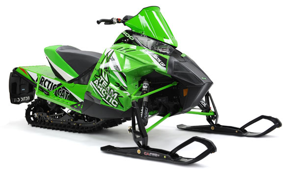 2013 Arctic Cat Sno Pro 600 Front Right