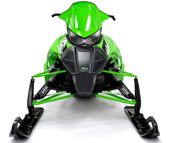2013 Arctic Cat Sno Pro 600 Front