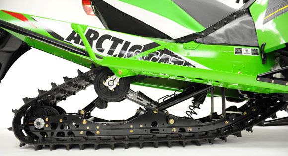 2013 Arctic Cat Sno Pro 600 Rear Suspension