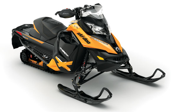 2013 Ski-Doo MZX X 600 ETEC