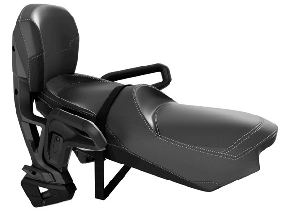 Ski-Doo 1 + 1 Seat with LiNQ
