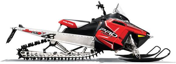 2013 Polaris 600 Pro RMK