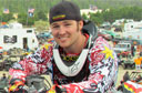 Caleb Moore Suffers Brain Complication After Crash
