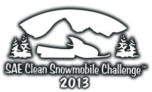 SAE Clean Snowmobile Challenge Logo