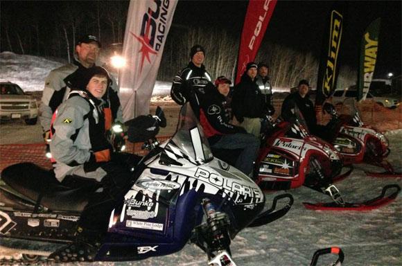 Polaris and Bunke Racing