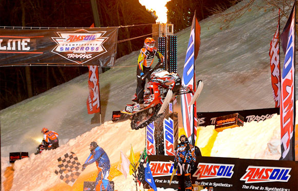 Andy Lieders Snocross