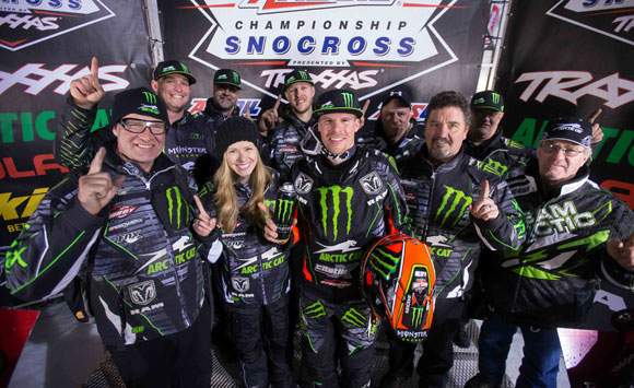 Team Arctic Snocross