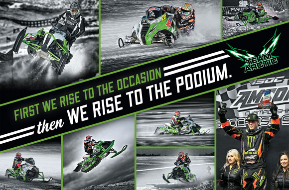Arctic Cat Racing
