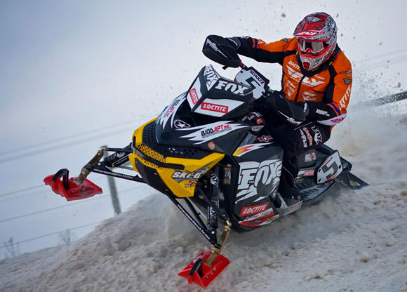 Mike Schultz Snocross