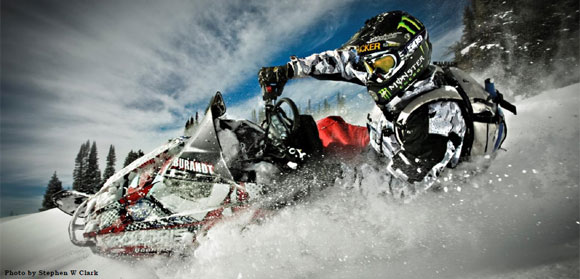 BBA Chile Snowmobile Adventure