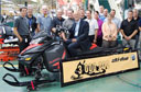 BRP Celebrates Ski-Doo Number Three Million