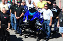 First Yamaha Vipers Roll off Assembly Line