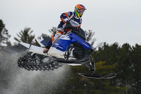 Ben Lindbom Yamaha Viper