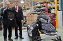 BRP Produces 300,000th Lynx Snowmobile