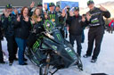 Hibbert Wins Seventh Straight X Games Gold in Snocross