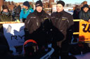 Polaris Team Leads Alaska Iron Dog at Halfway Point