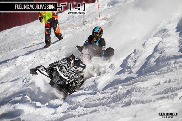 Keith Curtis Jackson Hole Hillclimb