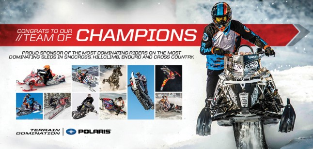 Polaris Season of Champions
