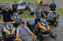 BRP Donates Sleds to United Technologies Center