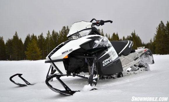 2014 Arctic Cat XF 7000 Sno Pro Recall