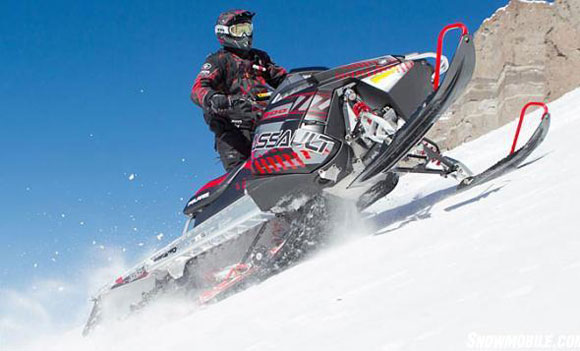 2014 Polaris 800 RMK Assault