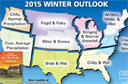 The Farmers' Almanac Predicts a Cold Winter