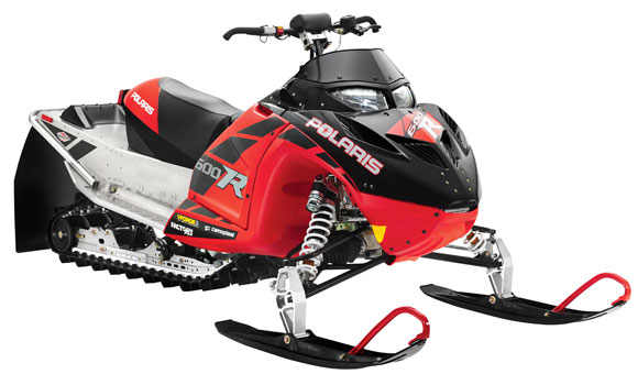 2015 Polaris 600 IQ Race Sled