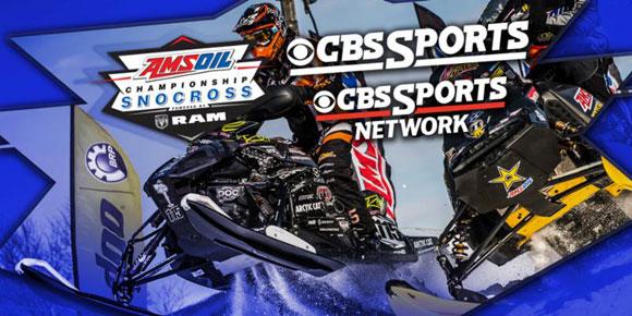 AMSOIL Championship Snocross CBS
