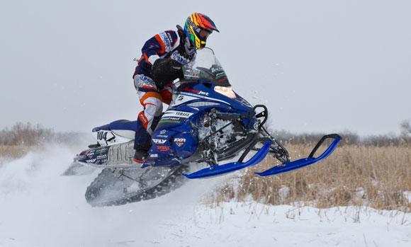 Ben Lindbom Yamaha Race Team