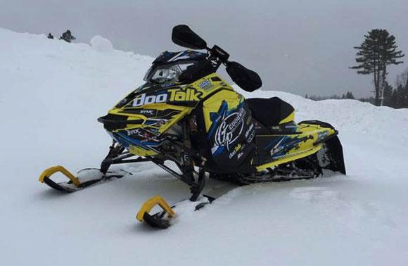 Goodwin DooTalk Ski-Doo 600RS