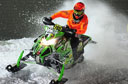 Team Arctic Earns Eight Class Victories at Duluth Snocross