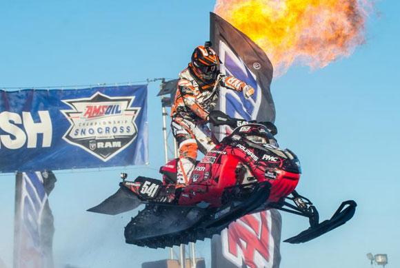 Ryan Springer Carlson Motorsports