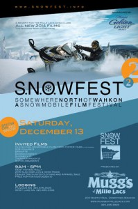 SNOWFEST Poster