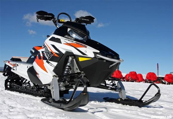 2015 Polaris 800 RMK-Pro